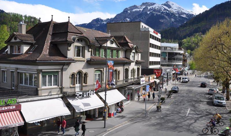 Onde Ficar em Interlaken na Suíça: Interlaken West