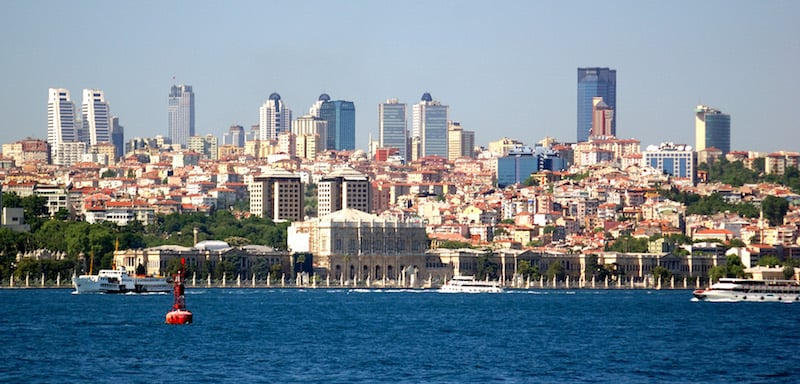 Onde Ficar em Istambul na Turquia: Besiktas