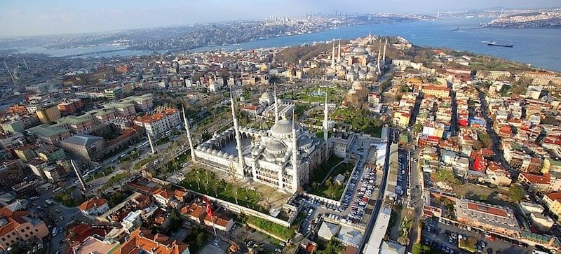 Onde Ficar em Istambul na Turquia: Sultanahmet