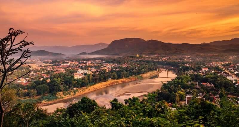 Onde Ficar em Luang Prabang em Laos