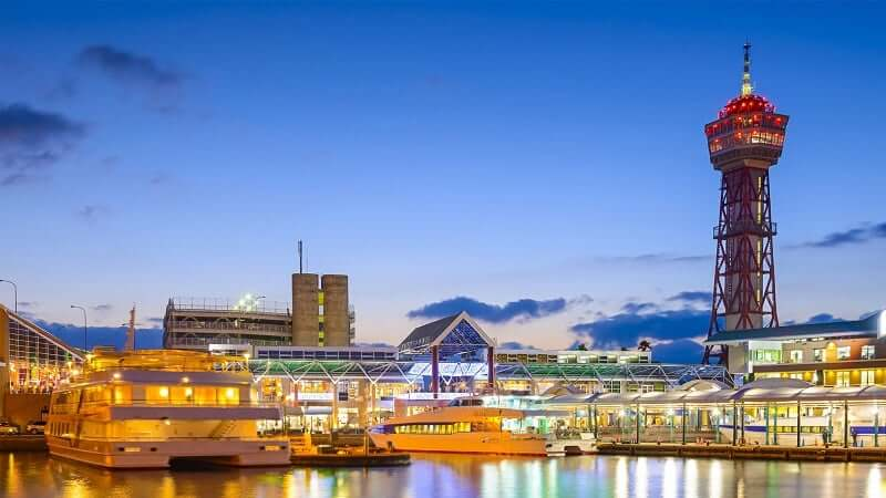 Onde Ficar em Fukuoka no Japão