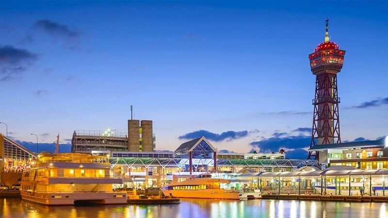 Onde Ficar em Fukuoka