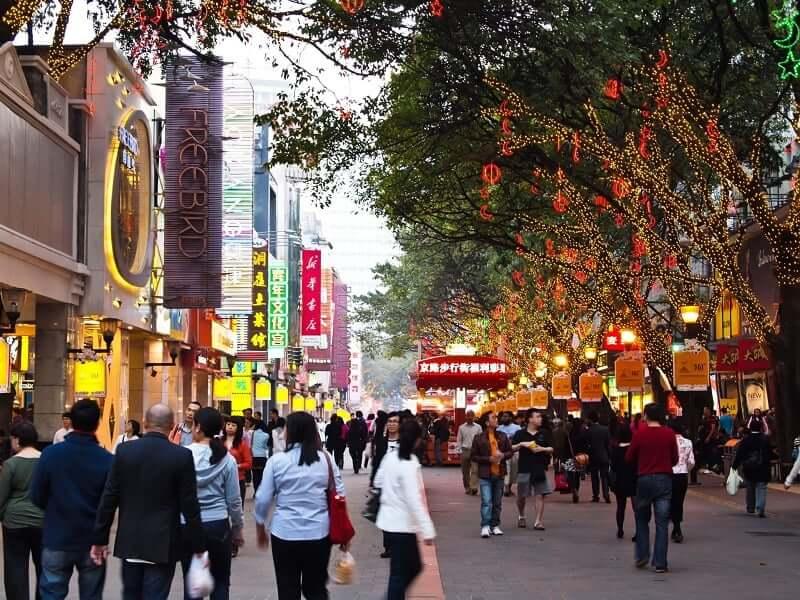Onde Ficar em Guangzhou: Beijing Lu