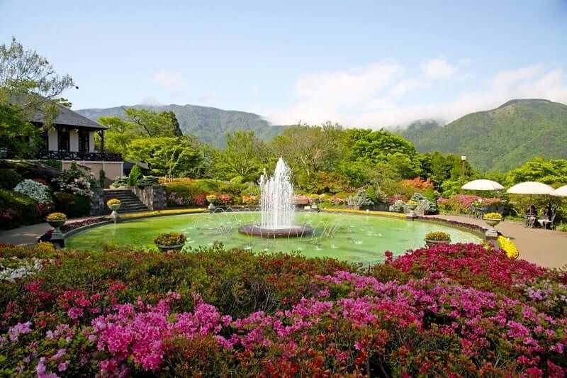 Onde Ficar em Hakone: Gora