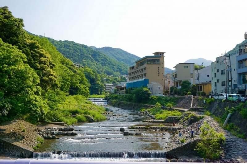 Onde Ficar em Hakone: Yumoto