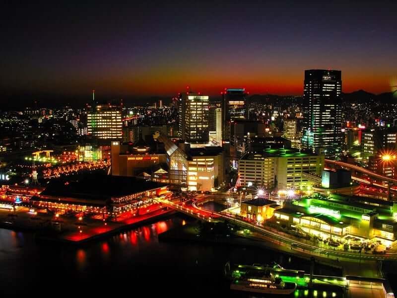 Onde Ficar em Kobe: Centro da Cidade