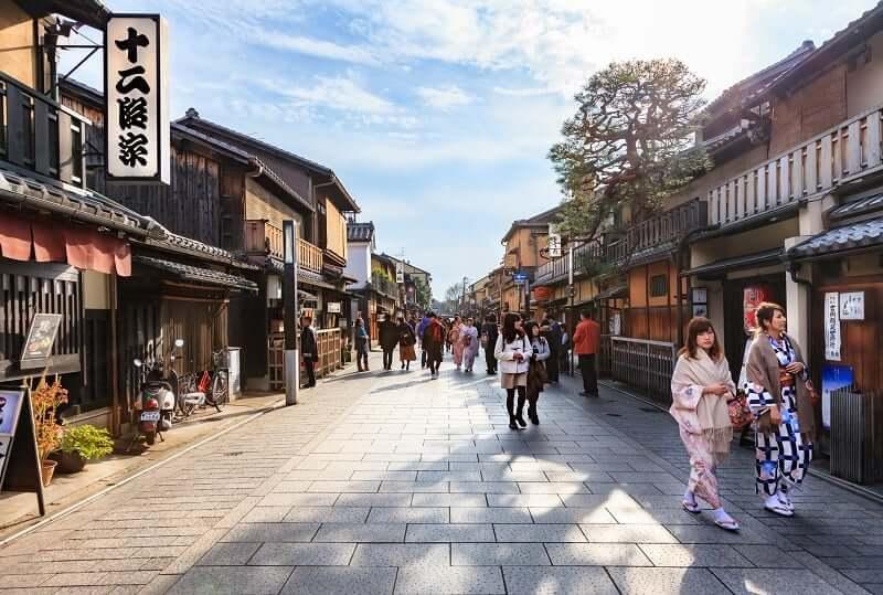 Onde Ficar em Kyoto: Higashiyama