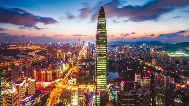 Onde Ficar em Shenzhen