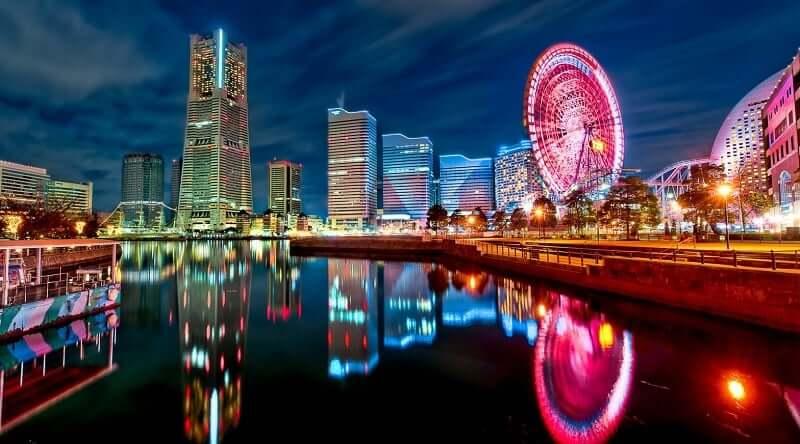 Onde Ficar em Yokohama no Japão