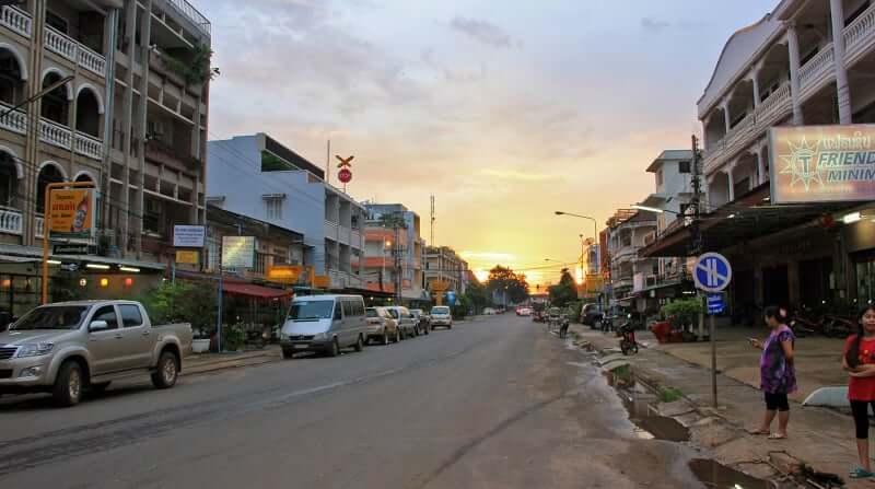 Onde Ficar em Pakse em Laos: Centro
