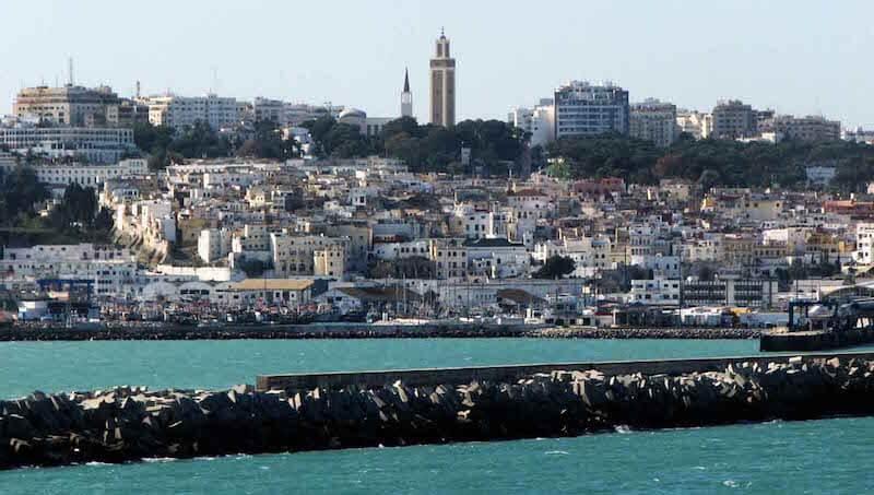 Onde Ficar em Tânger no Marrocos: Próximo a praia