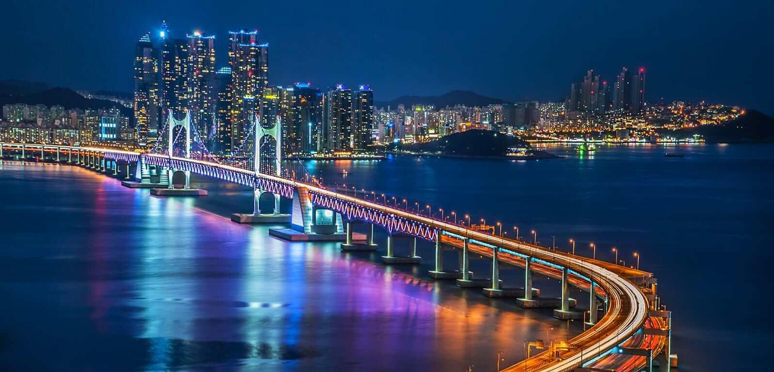 Onde Ficar em Busan na Coréia do Sul