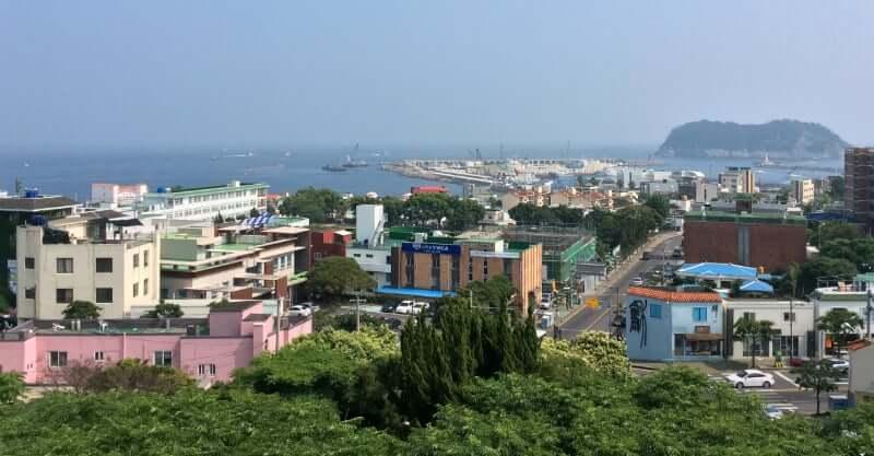 Onde Ficar em Ilha de Jeju na Coréia do Sul: Seogwipo