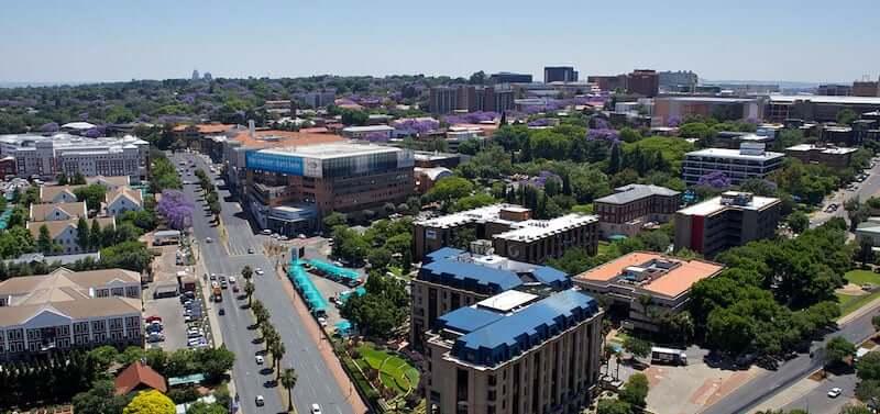 Onde Ficar em Joanesburgo na África do Sul: Rosebank