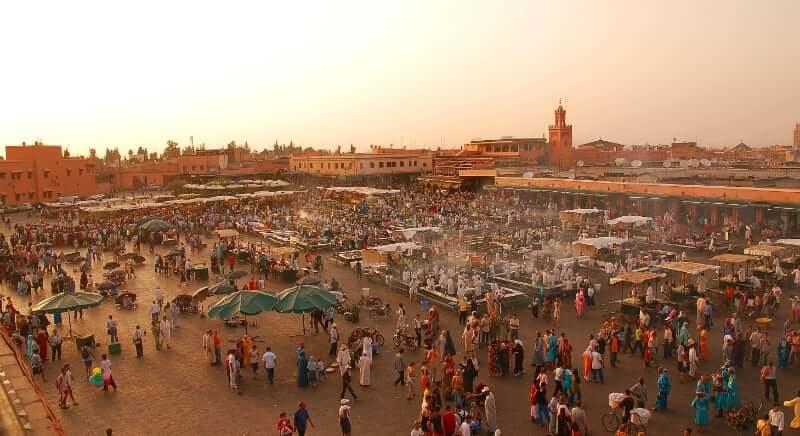 Onde Ficar em Casablanca no Marrocos: Medina