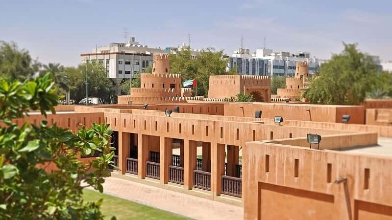 Onde Ficar em Al Ain: Centro da Cidade