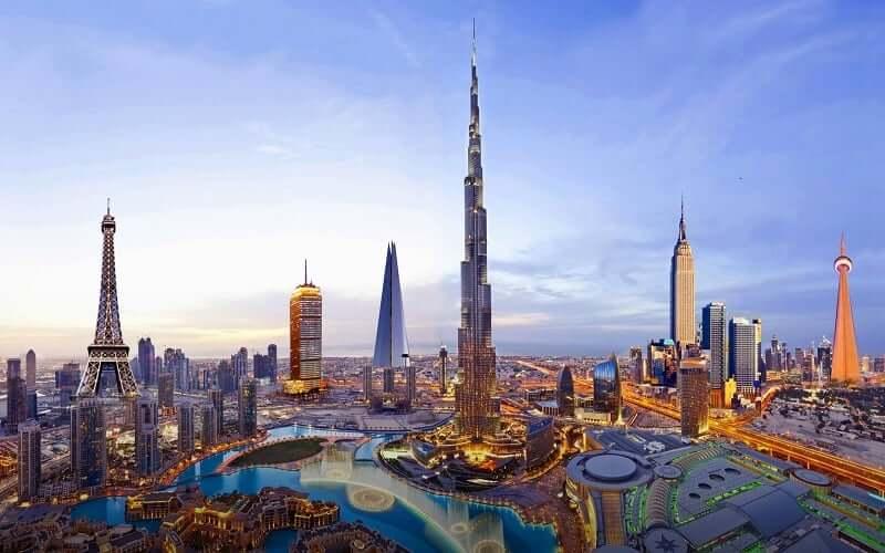 Onde Ficar em Dubai: Centro (Downtown)