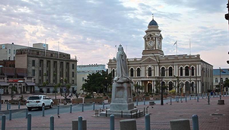 Onde Ficar em Porto Elizabeth na África do Sul: Centro