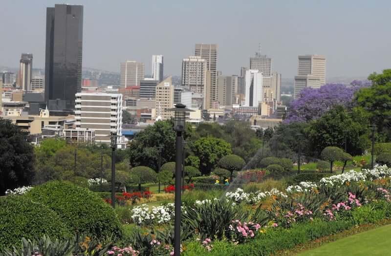 Onde Ficar em Pretória na África do Sul: Centro