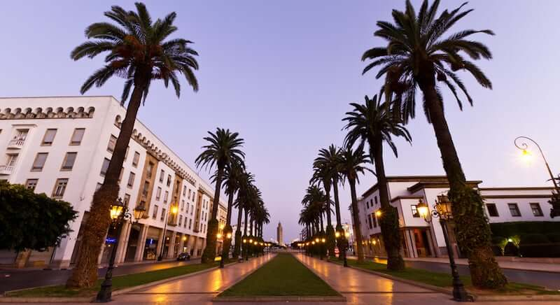 Onde Ficar em Rabat no Marrocos: Centro