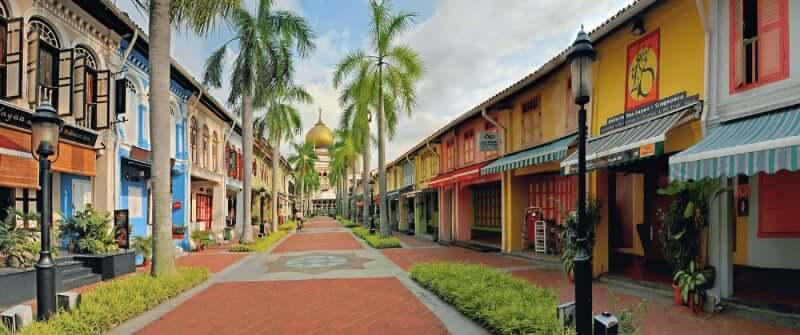 Onde Ficar em Singapura na Singapura: Região Leste