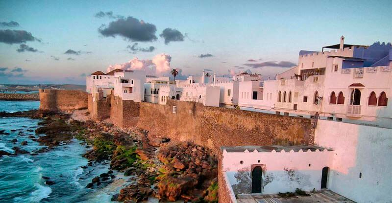 Onde Ficar em Tânger no Marrocos